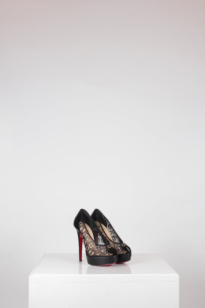 Pierce 140 Pumps by Christian Louboutin