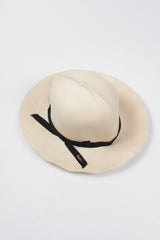 Handcrafted Panama Hat by Borsalino at Isabella's Wardrobe