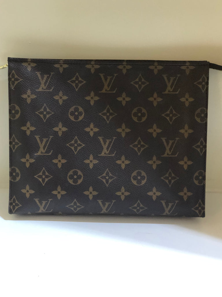 Monogram Canvas Toiletry Pouch 26 by Louis Vuitton