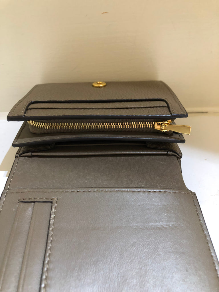 Small Continental French Wallet by Mulberry