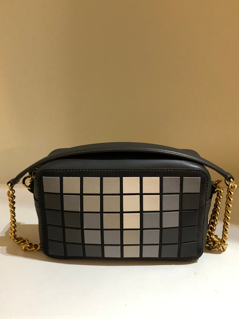 Giant Pixels Mini Cross Body Bag by Anya Hindmarch