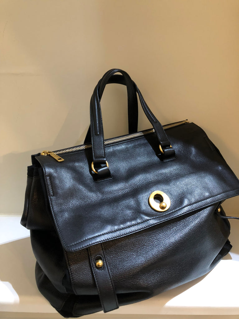Muse Two Large Bag by YSL
