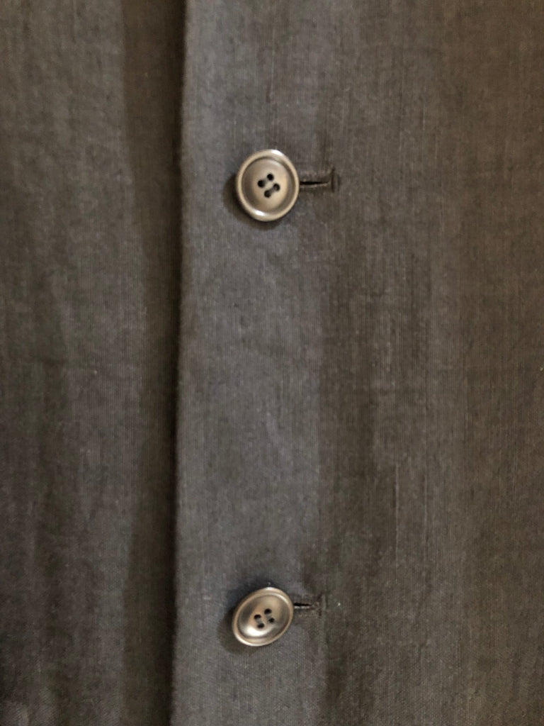 Long Linen Jacket by Shirin Guild
