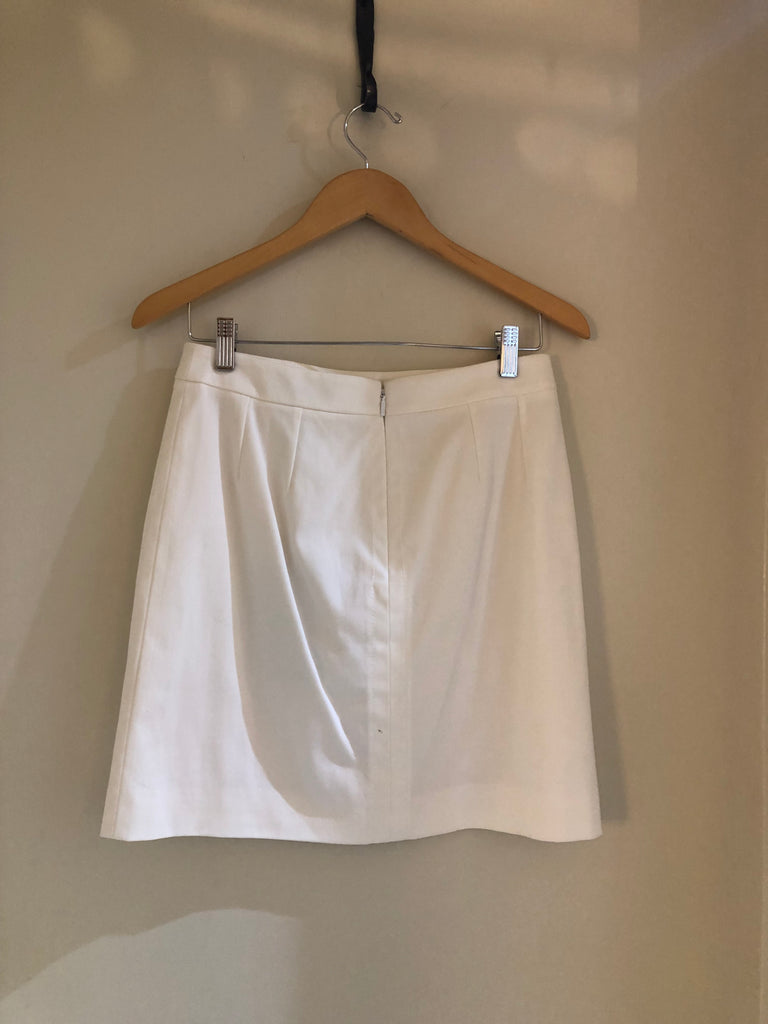 Winter White Skirt Suit by Gucci