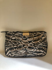Animal Print Clutch by Jimmy Choo at Isabella's Wardrobe