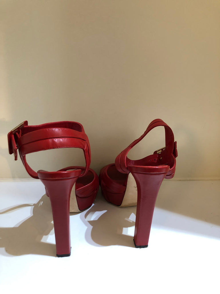 Tabasco Charlotte Heels by Gucci