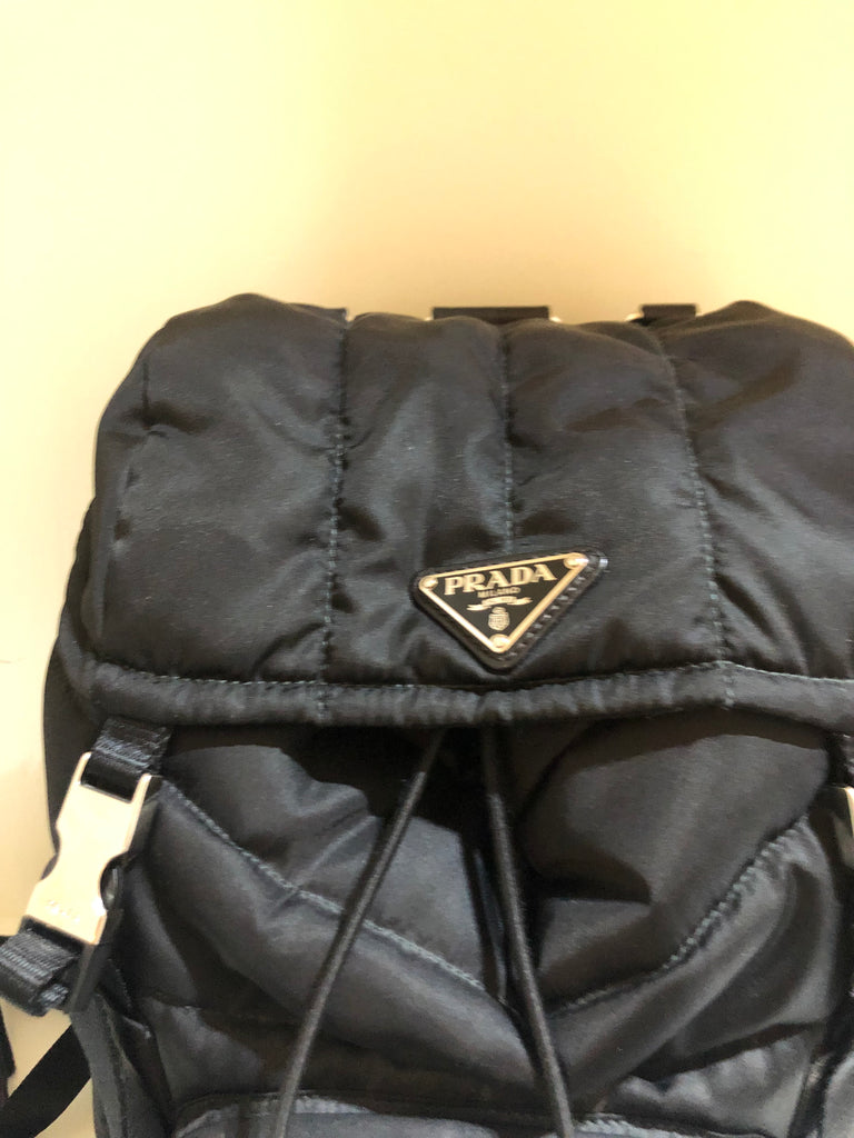 Tessuto Backpack by Prada