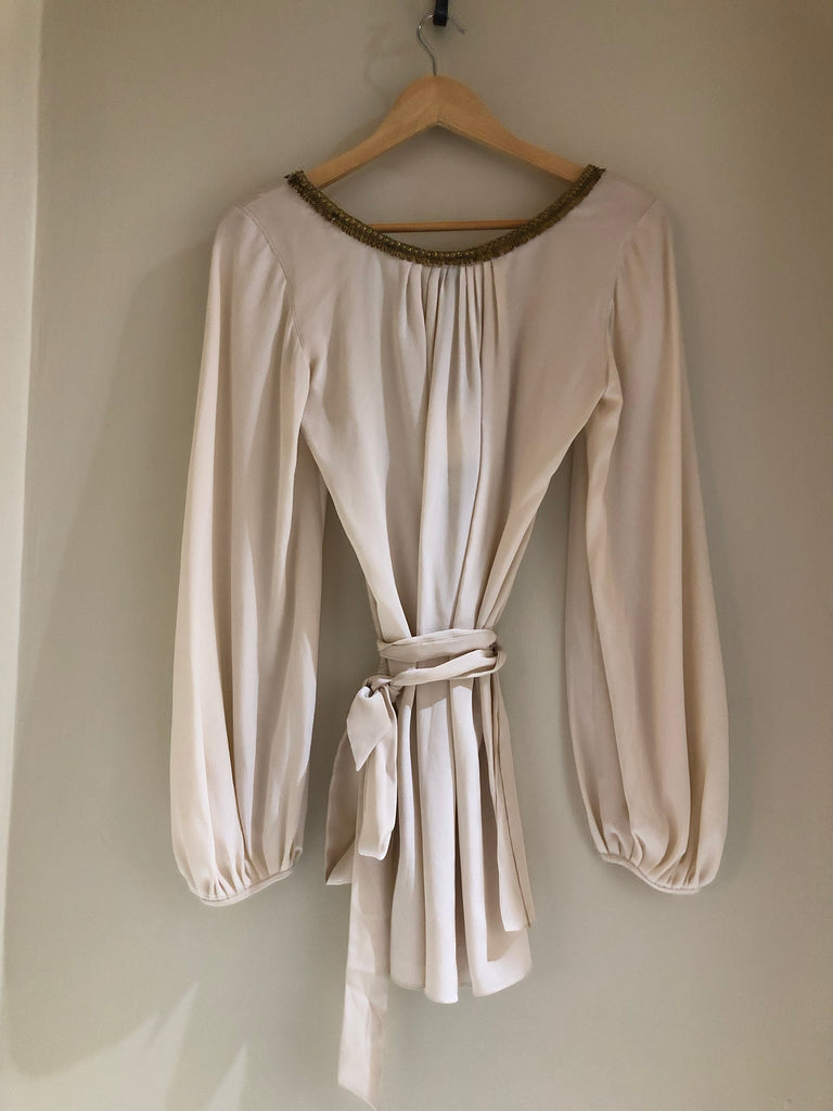 Round Neck Tunic by Temperley
