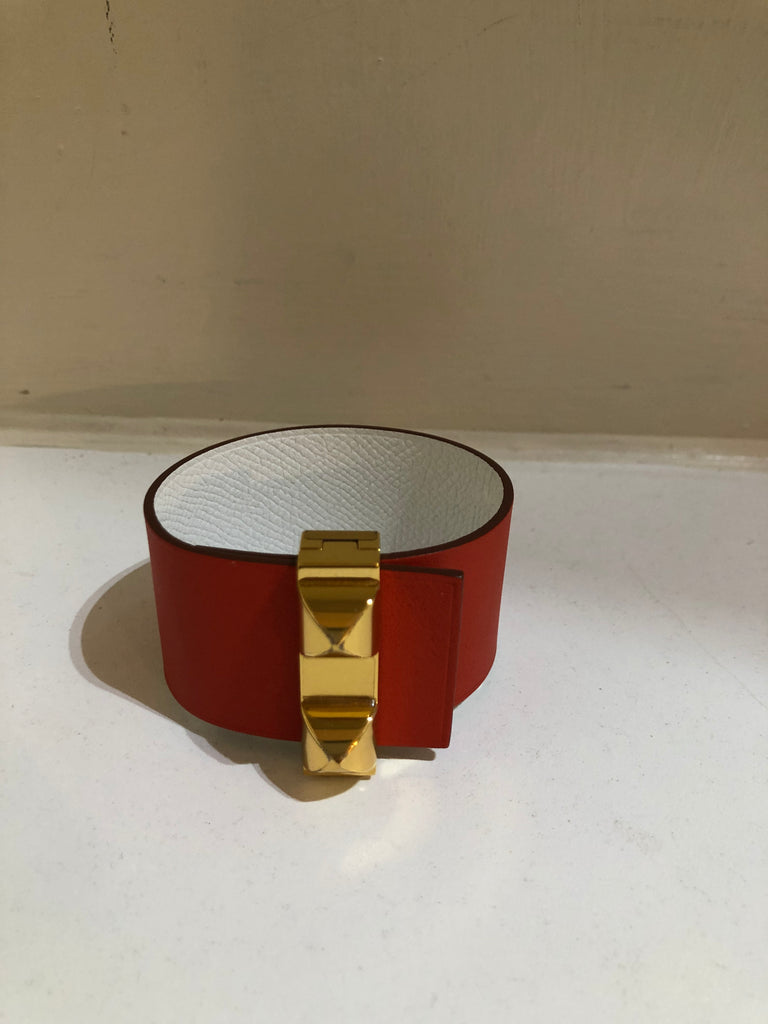 Medor Reversible Cuff by Hermes
