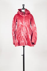 Shiny rain jacket by MFG ActLive at Isabella's Wardrobe