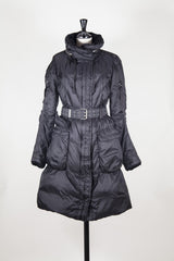 Padded raincoat by Marithe et Francois Girbaud at Isabella's Wardrobe