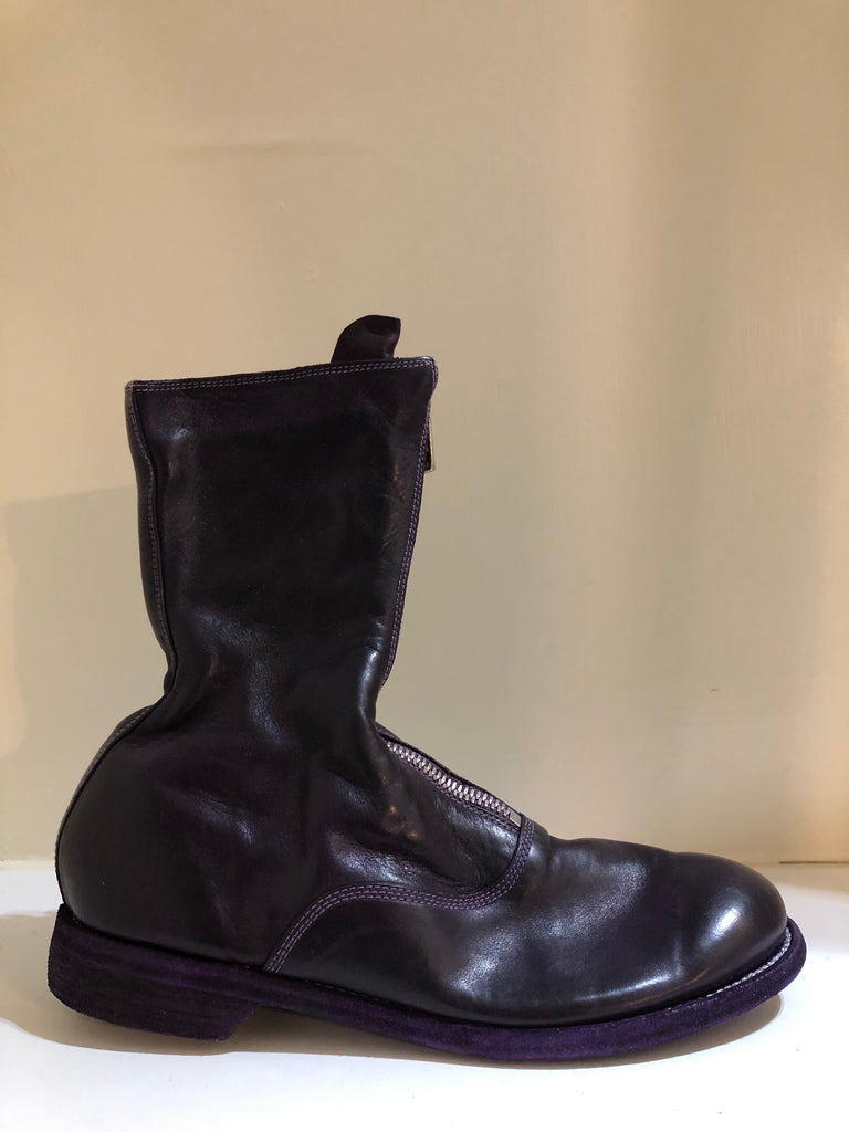 Horse Leather Handmade Boots by Guidi