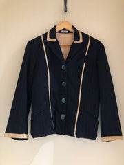 Striped Blazer by Voyage at Isabella's Wardrobe