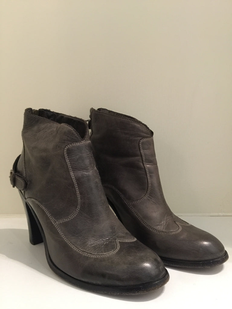 Heeled Ankle Boots by Belstaff
