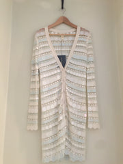 Neapolitan Knit Cardigan by Zac Posen at Isabella's Wardrobe