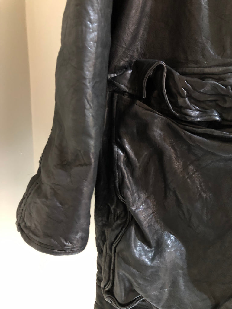 Leather Jacket by Rundholz