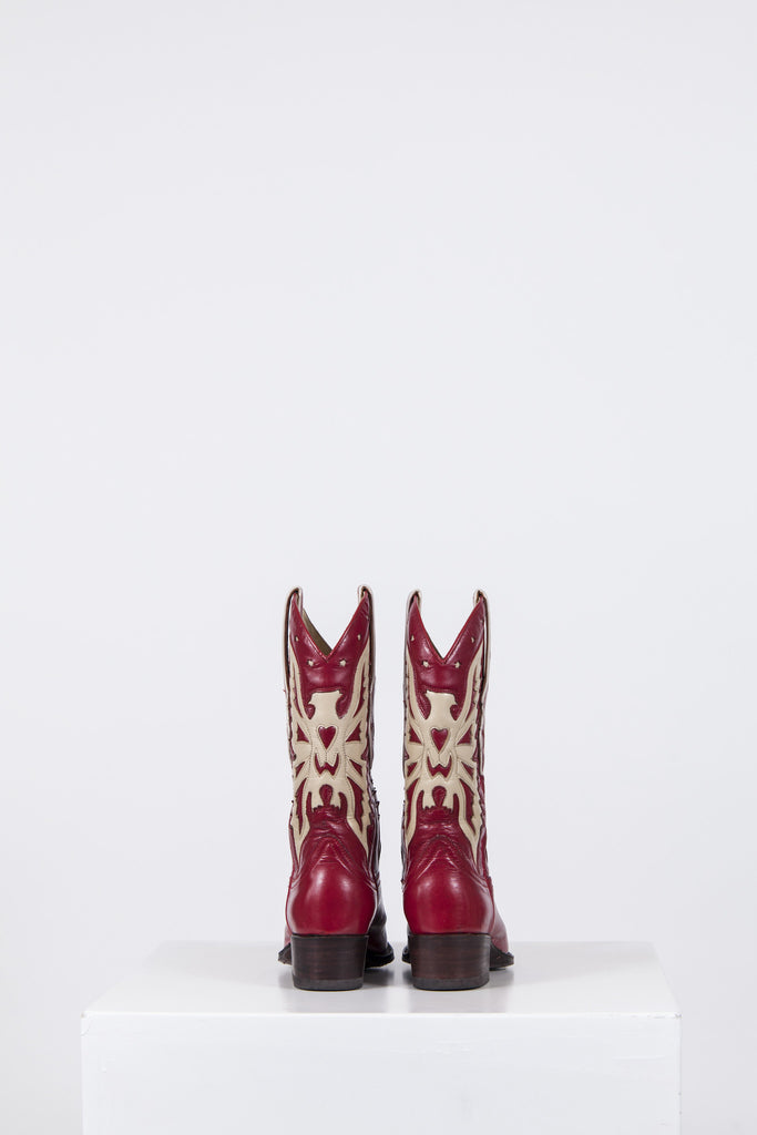 Cowboy boots by R Sole