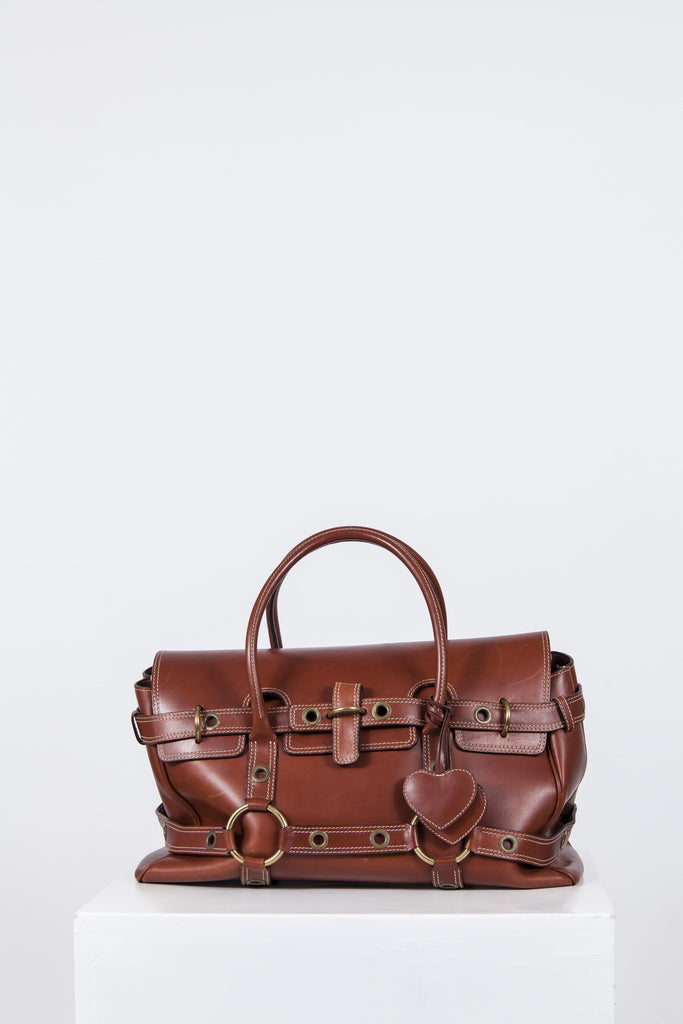Mulberry for Luella Gisele bag by Luella