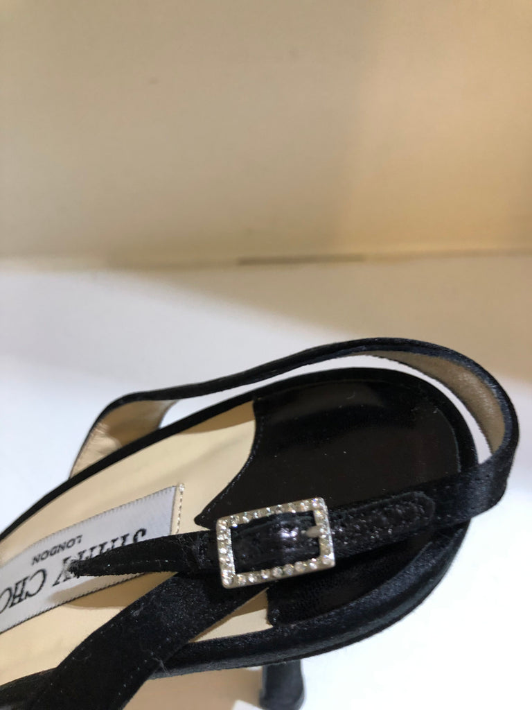 JAG Satin Slingbacks by Jimmy Choo