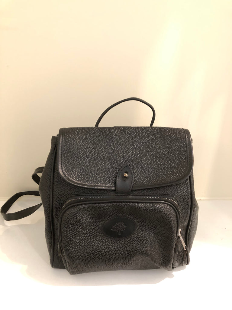 Vintage Scotchgrain Backpack by Mulberry