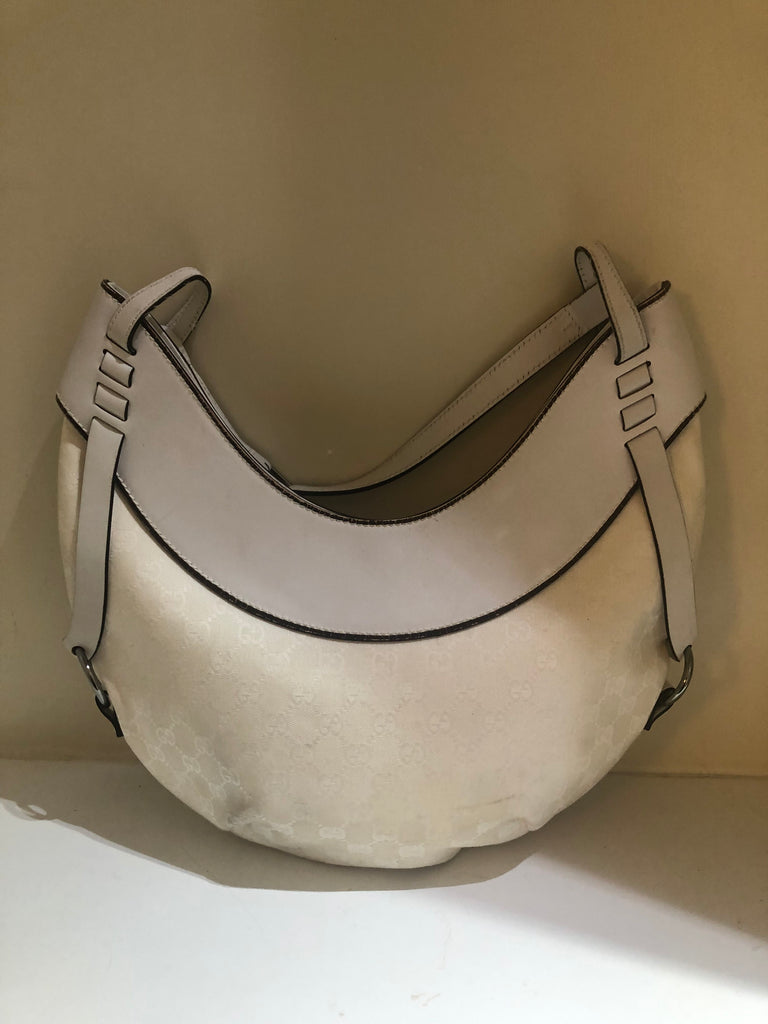 Half Moon Hobo Bag by Gucci