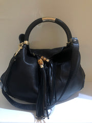 Babouska Indy Top Handle Bag by Gucci at Isabella's Wardrobe