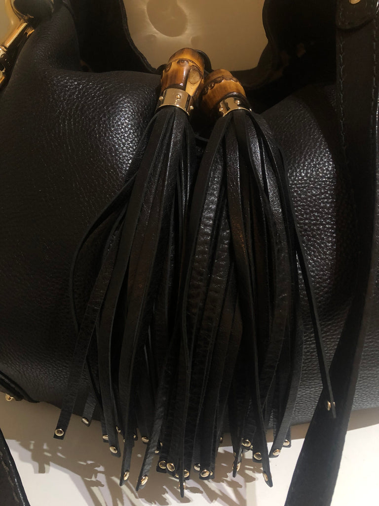 Babouska Indy Top Handle Bag by Gucci