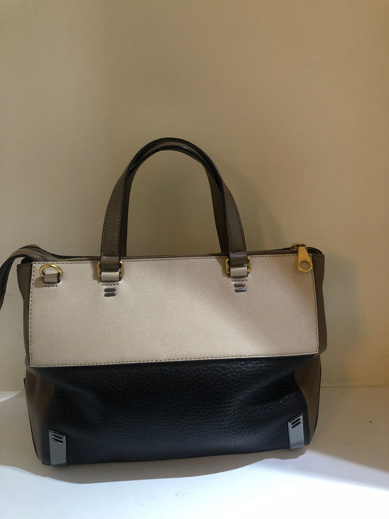 Structured Colourblock Bag by Marc by Marc Jacobs