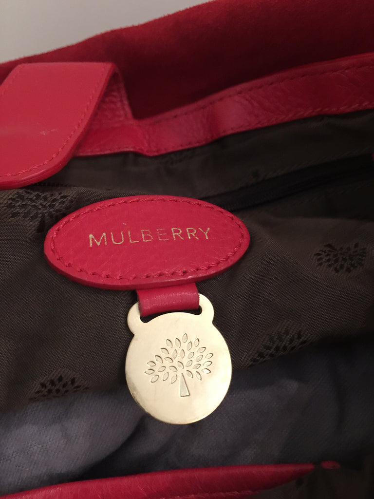 Effie Satchel by Mulberry