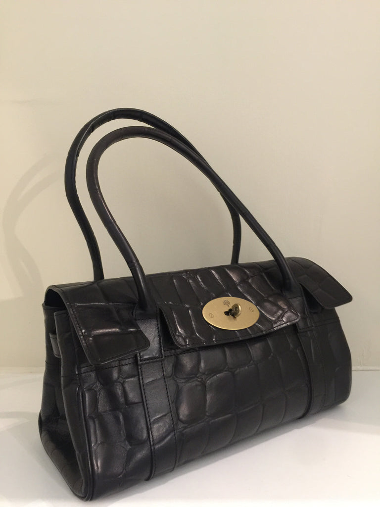 Congo Leather East West Bayswater by Mulberry