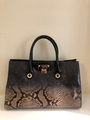 Riley Ombre Python Bag by Jimmy Choo at Isabella's Wardrobe