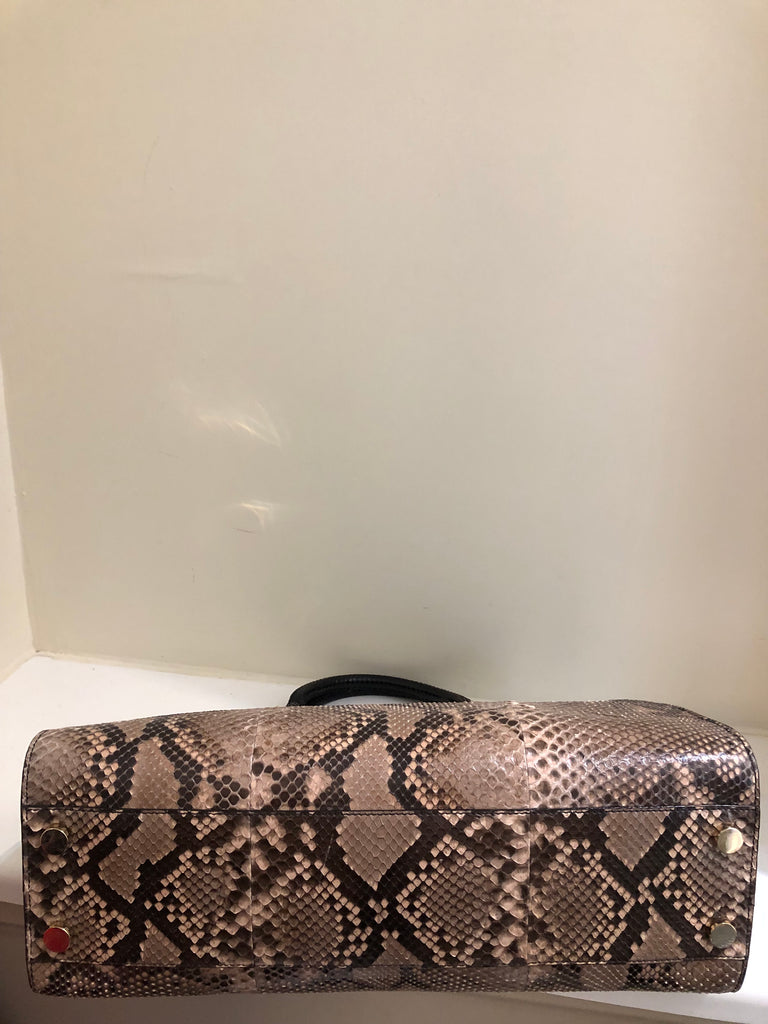 Riley Ombre Python Bag by Jimmy Choo
