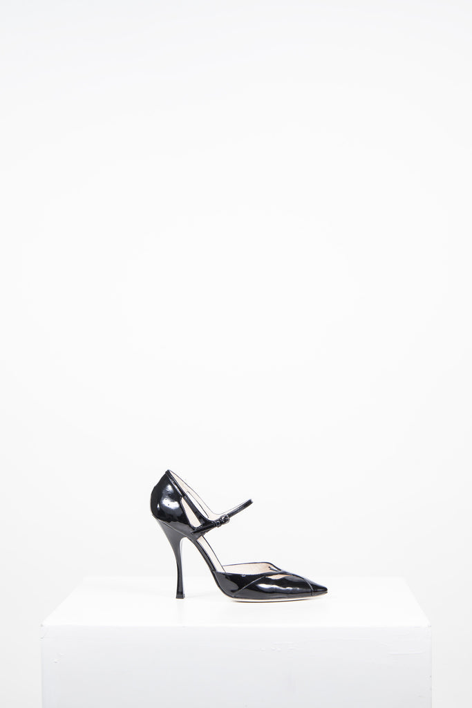Patent Heels by Bottega Veneta