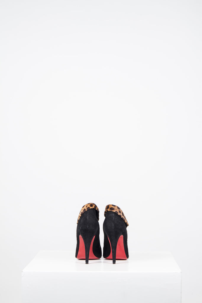 Charme 100 ankle boots by Louboutin