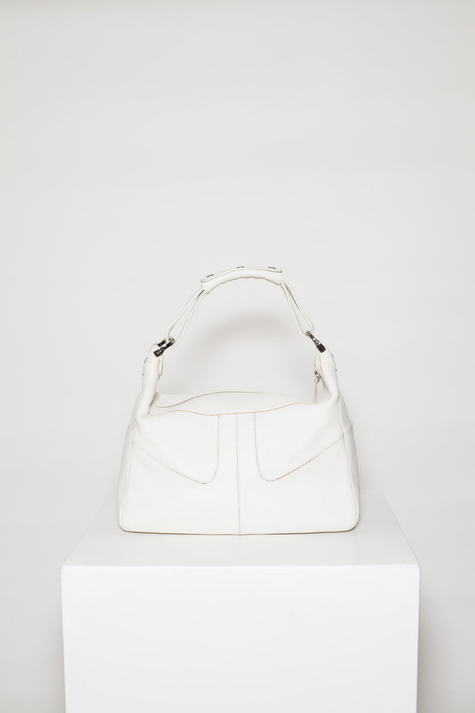Leather Micky bag by Tod's