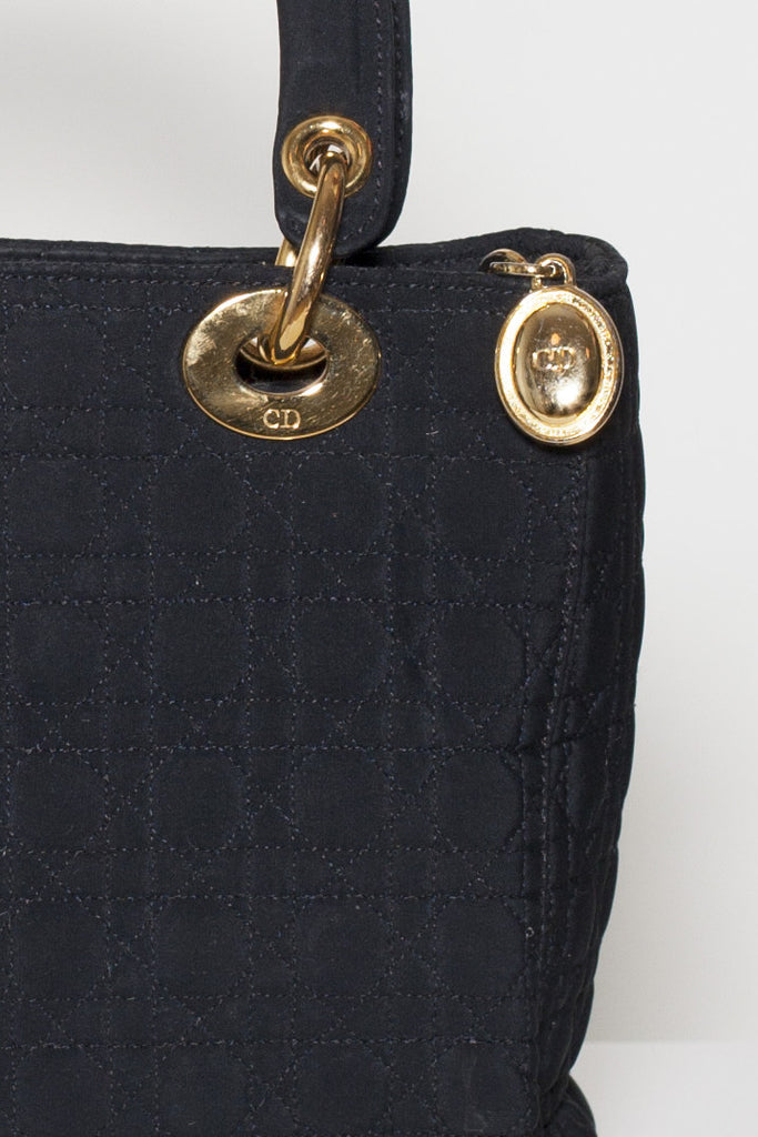 Lady Dior cannage bag by Christian Dior