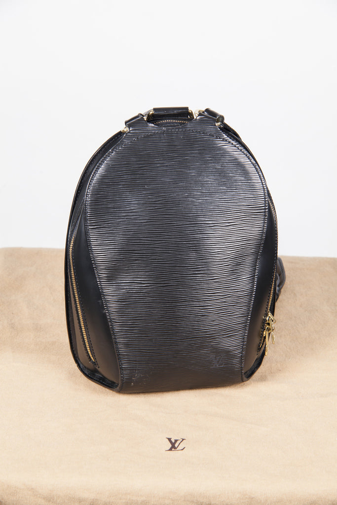Mabillon epi leather backpack by Louis Vuitton