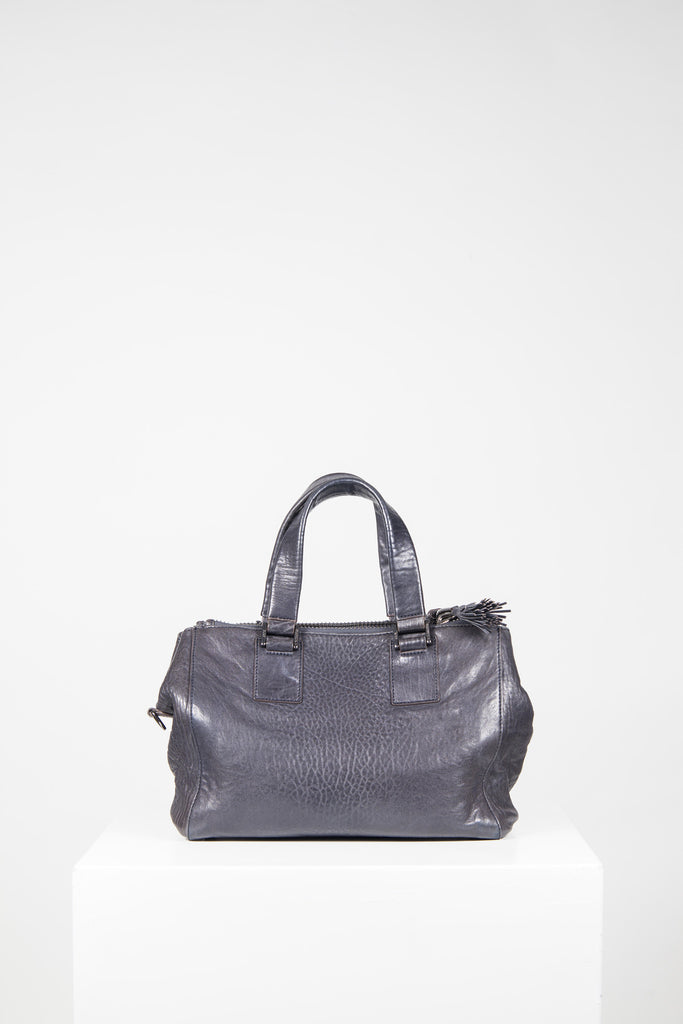 Ebury leather bag by Anya Hindmarch