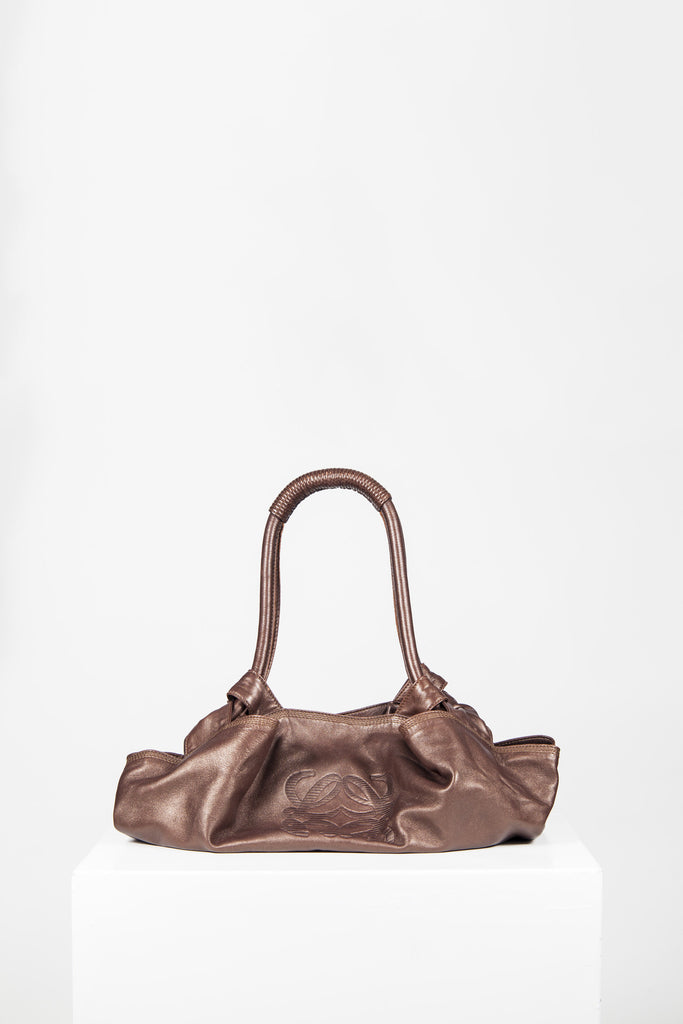 Open-top handbag by Loewe