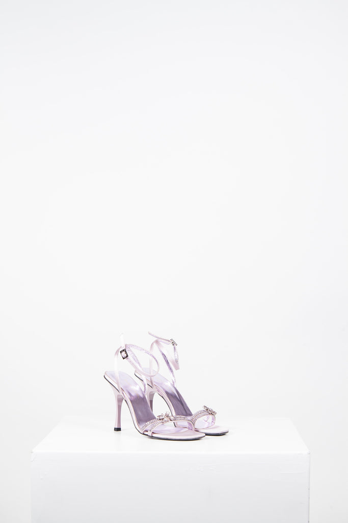 Diamante butterfly sandals by Sonia Rykiel