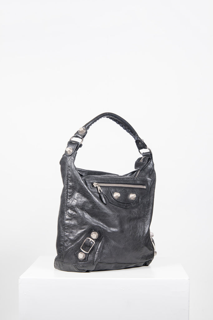 Studded Day bag by Balenciaga