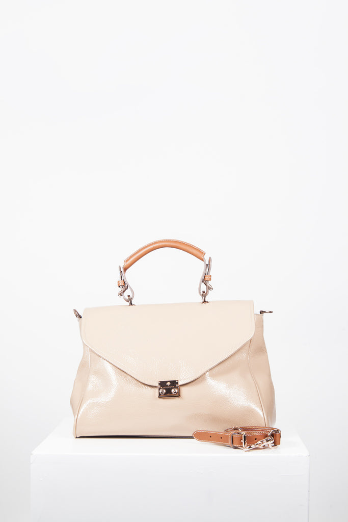 Neely spongy leather tote bag by Mulberry