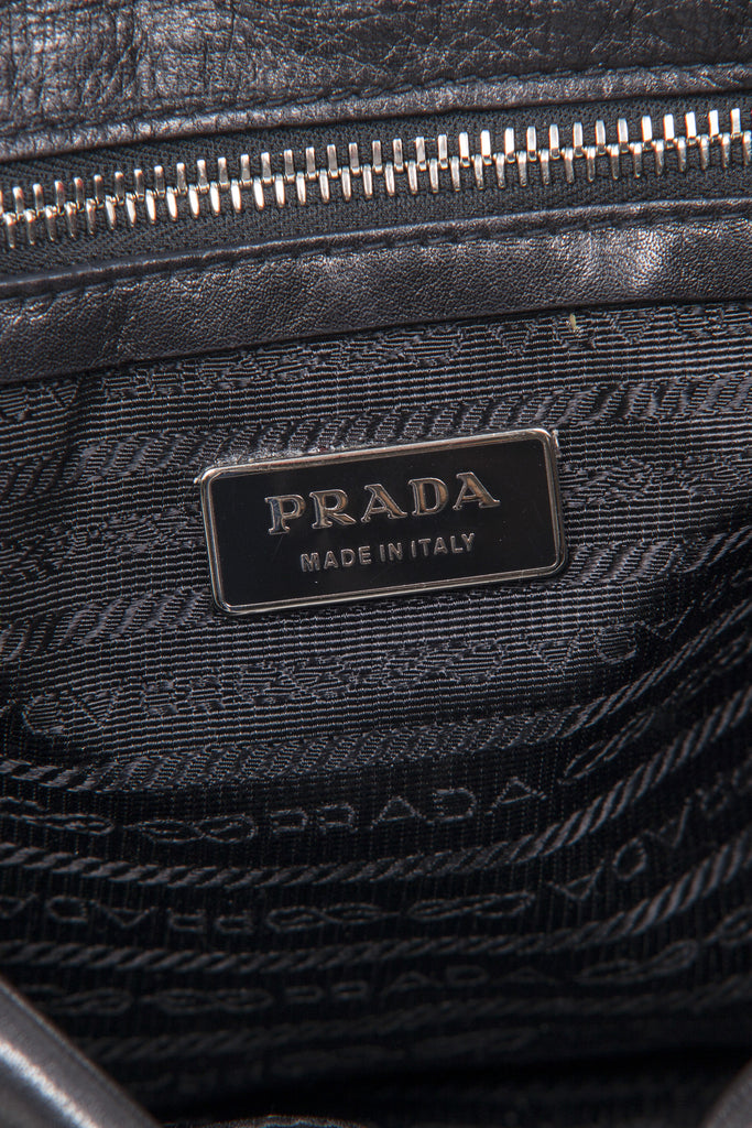 Vitello Easy bag by Prada