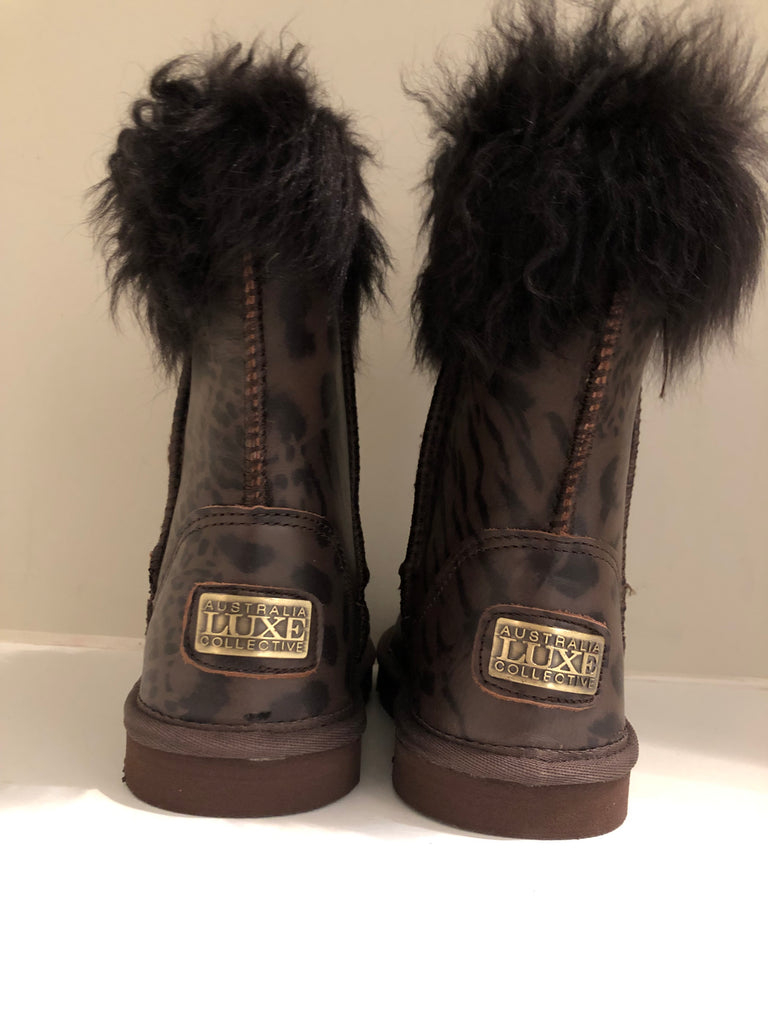 Kids Foxy Safari Bevan Boots by Australia Luxe Collective