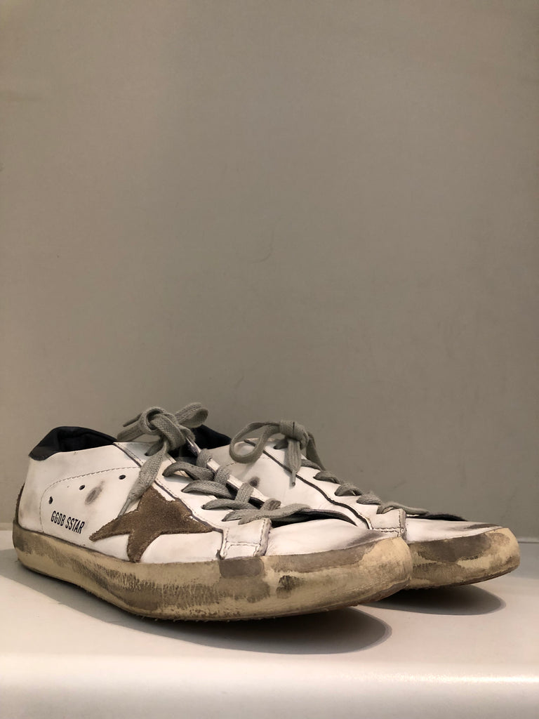 Deluxe Brand Superstar Sneakers by Golden Goose