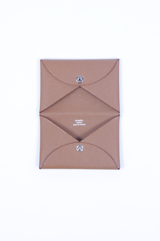 Calvi Card Holder by Hermes