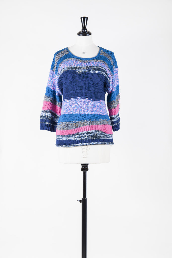 Anarchy colourblock sweater by Marc by Marc Jacobs