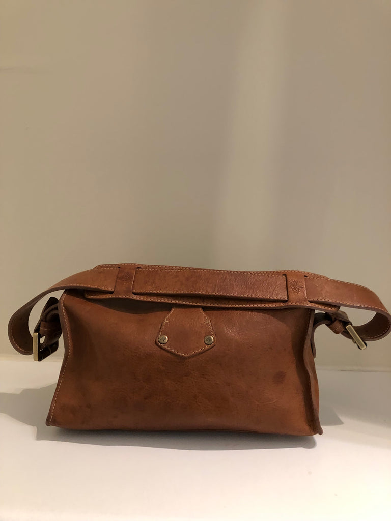 Vintage Oak Darwin Leather Rosemary by Mulberry