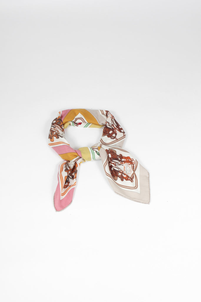 Brides of Gala Cashmere Scarf by Hermes