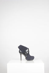 Serrated Platform Sole Ankle Boots by Camilla Skovgard at Isabella's Wardrobe